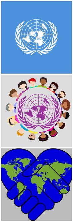 Motivation Mondays: UN Day - Transcend Differences #UNITEDNATIONSDAY