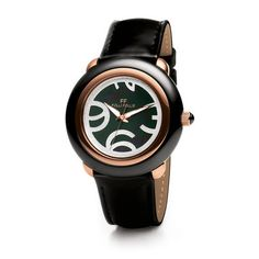 PEARLIUS WATCH Rose Gold Watches, Rose Gold Plates, Smart Watch, Ceramics, Luxury, Leather, Stuff To Buy, Jewellery, Accessories