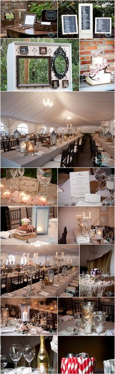 #Vintage glam #wedding!