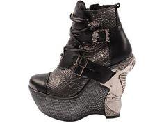 Sko - New Rock: M.PZ001-C3 | Utsiden av skoen