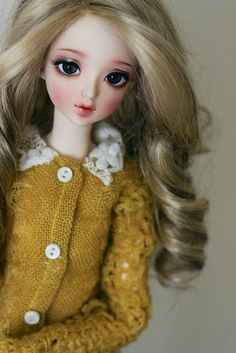 sassafrased-bjd:  Just about the cutest ever! by ~elsii~ on Flickr.