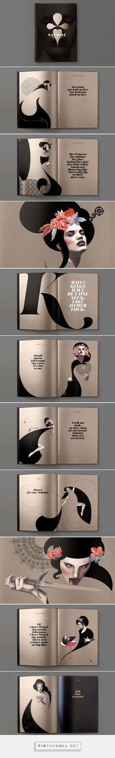 type specimen booklets collection on Behance - created via https://pinthemall.net http://jrstudioweb.com/diseno-grafico/diseno-de-logotipos/