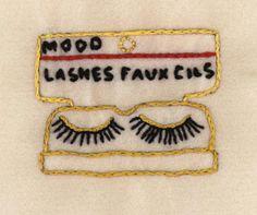 Lisa Eldridge Make Up | Blog | Inspiration - A stitch in time