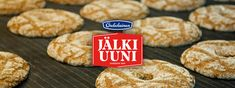 Jälkiuuni - Oululainen Jerusalem, Holi, Thanksgiving, Earth, Cookies, Create, Desserts, Crack Crackers, Tailgate Desserts