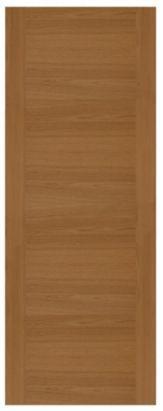 Flush Oak External Door, (H)2032 (W)813mm, 5397007097023