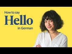 Hallo, And 17 Other Ways To Say Hello In German - Babbel.com