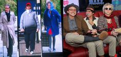 Who rocked the granny and grandad look best - 5SOS or One Direction?  - Sugarscape.com