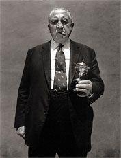 The real Boss Santiago Bernabéu, We all miss you Boss.