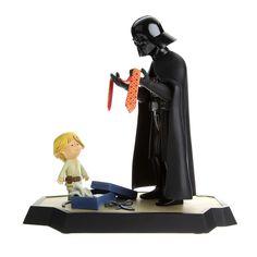 "colette GENTLE GIANT LTD x CHRONICLE BOOKS Figurine ""Darth Vader and Son - Luke"""