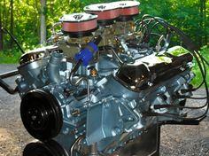 Pontiac 455 Tri-Power