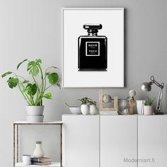 NOIR Fashion Posters, Collection, Home Decor, Chanel Black, Decoration Home, Room Decor, Home Interior Design, Home Decoration, Interior Design