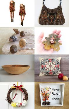 Autumn Shopping by UnlimitedCraftworks on Etsy--Pinned+with+TreasuryPin.com