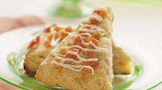 Create a coffee shop favorite at home. Scones are simple to make and a delicious treat.