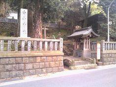 2012.04.06 hakone_  yumoto sirayama_jinjya