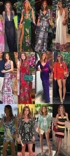 Só dá ela! Marina Ruy Barbosa está esbanjando estilo em sua viagem à Tailândia! E não foi só o noivado da nossa ruivinha favorita que chamou a atenção dura Pretty Outfits, Beautiful Outfits, Cool Outfits, Summer Outfits, Girl Fashion, Womens Fashion, Fashion Design, Summer Looks, Casual Chic