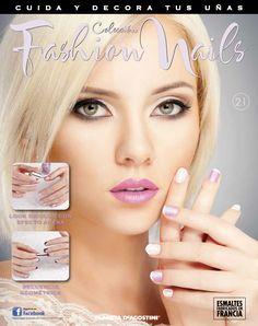 Fascículo 21 de Colección Fashion Nails