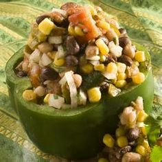 Cowboy Caviar - have made this several times and it is delicious!  Makes ALOT...would be a great dish to bring to company potluck