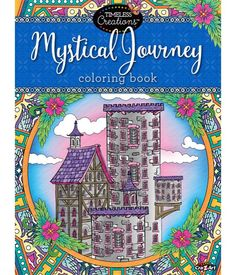 Timeless Creations, Cra-Z-Art, Adult Coloring Book - Magical Journey