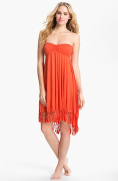 .·:*ßeÁ©]-[Ý`*:·. ☀CQ Lovin' me some Roxy....Native Breeze Cover-Up Dress