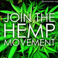 The best way to support #Hemp is by making it apart of your everyday. Also educate your family & friends about the Super Plant & all its potential.