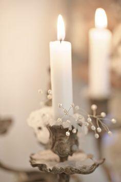 Decoración navideña 2016 con velas http://cursodeorganizaciondelhogar.com/decoracion-navidena-2016-con-velas/
