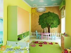 Интерьер детской комнаты  #nursery