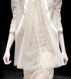 tailored tulle