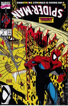 Spider-Man 3 October 1990 Issue Marvel Comics by ViewObscura
