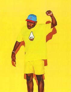 Golf Wang yellow shorts tshirt baseball cap tyler the creator Golf Fashion, Fashion Show, Mens Fashion, Street Fashion, Logo Fleur, Tyler The Creator Wallpaper, Estilo Denim, Summer Lookbook, Flower Boys