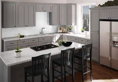 Grayson Kitchen Cabinet Collection