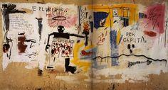 Per capita (1981) Jean-Michel Basquiat,  el genio de su generación ~ Vox Ultra