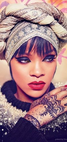 Rihanna for Harper`s Bazaar Arabia July 2014 l Ria