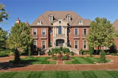 Exquisite French Chateau in Princeton Hills - Brentwood Home Page