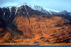 Top 10 remote places to eat in Scotland View of Loch Torridon and Torridon Mountains - The Torridon Hotel, Torridon #ScotFoodWeek