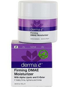 DermaE Natural Bodycare- Firming Moisturizer with DMAE 2 oz