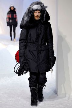 Moncler Gamme Rouge Fall/Winter 2013