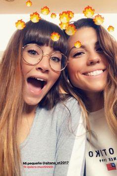 Aitana y Miriam snapchat Snapchat, 2017 Wallpaper, Bobby Brown, Classic Outfits, Idol, Harry Potter, Fandoms, Tumblr, Wattpad