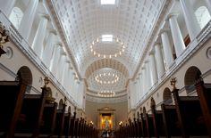 https://flic.kr/p/B1X87b | Copenhagen interior | Copenhagen cathedral interior (church of our Lady)