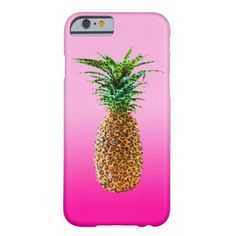 Cute unicorns flower emoji polka dots pattern iphone x case modern pop leopard pattern pineapple on neon pink barely there iphone 6 case mightylinksfo Images