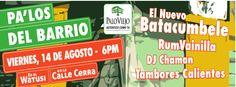Pa'los del Barrio #sondeaquipr #palosdelbarrio #paloenvivo #elwatusi #sanjuan