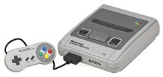 Nintendo super nes early 90s i think