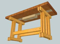 Workbench Design, critique and suggestions appreciated! Workbench Designs, Woodworking Workbench, Woodworking Workshop, Woodworking Shop, Woodworking Projects, Workbench Ideas, Workshop Bench, Workshop Layout, Wood Workshop