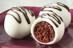 Red Velvet OREO Cookie Balls Recipe