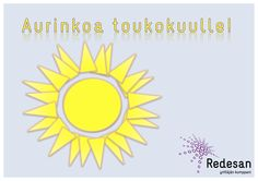 Sun to you!