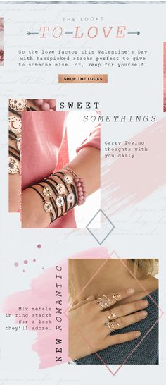 """1.27.17 alex and ani """"These looks are worth a thousand """"likes"""" """" (not full email)"""