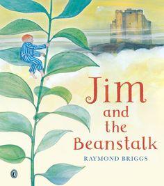 Raymond Briggs - 'Jim and the Beanstalk.'