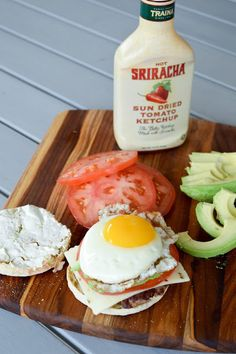 Classic Breakfast Sandwiches