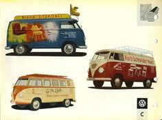 """Cool Volkswagen 2017: The Vintage VW Van, Presented in Dealer Book Glory.  VW Bus...""""Travelin' in a fried out Kombi..."""" Check more at http://carsboard.pro/2017/2017/03/04/volkswagen-2017-the-vintage-vw-van-presented-in-dealer-book-glory-vw-bus-travelin-in-a-fried-out-kombi/"""