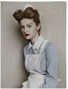 nurse by steven meisel.