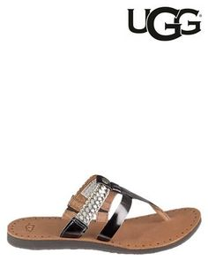 UGG Australia | Audra | Sandals | Silver